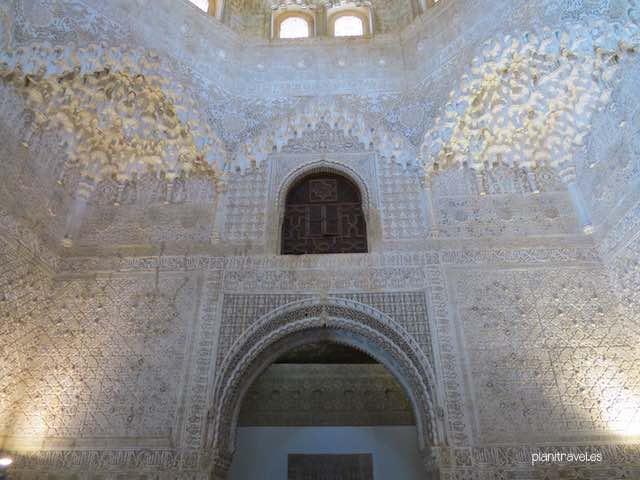 Visitar la Alhambra de Granada 11