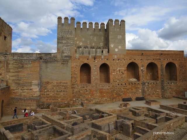Visitar la Alhambra de Granada 16