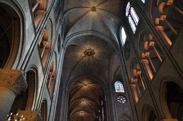 Catedral de Notre Dame Paris 3