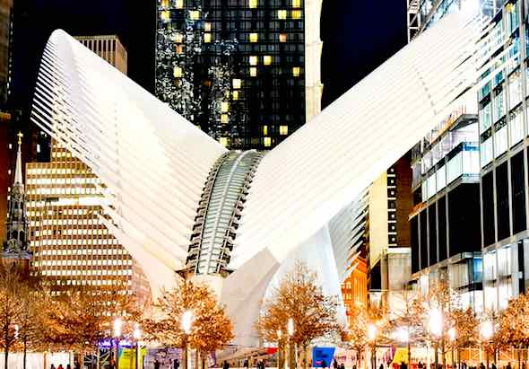 Nuevo World Trade Center 5