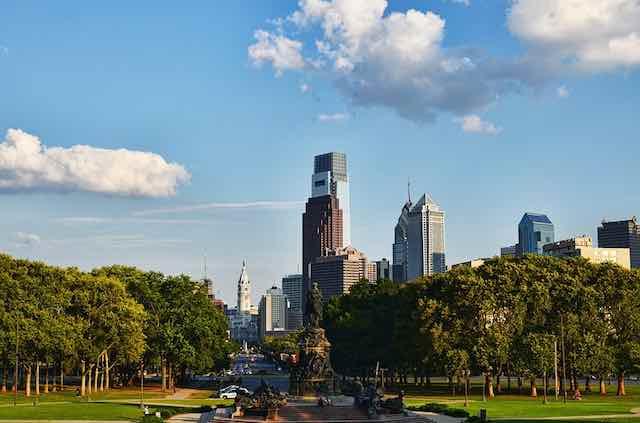 Lugares de interés en Filadelfia