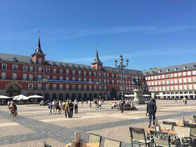 Que ver en la Plaza Mayor de Madrid 3