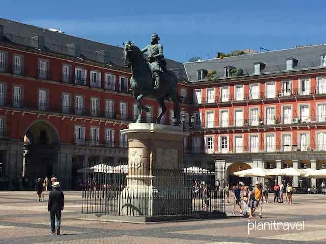 Que ver en la Plaza Mayor de Madrid 4