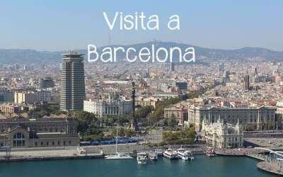 Organiza tu viaje a Barcelona