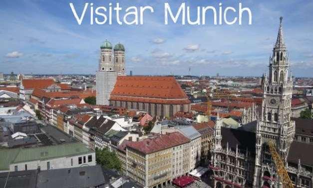 Información para visitar Munich