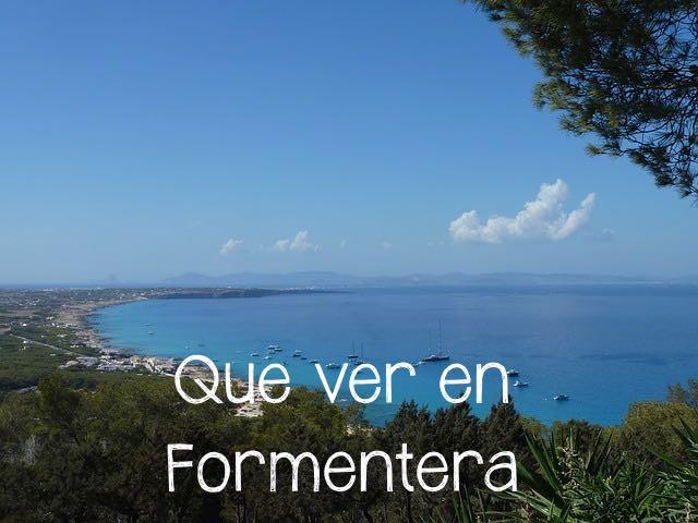 Formentera, destino ideal durante todo el año
