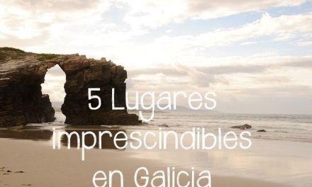 5 Lugares de Galicia que no puedes perderte