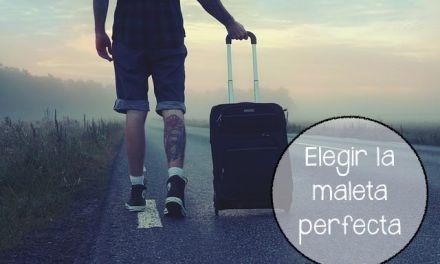 Consejos para elegir la mejor maleta para viajar