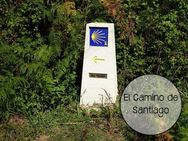 El viaje del Camino de Santiago en invierno