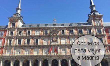 Cosas que debes saber si viajas a Madrid