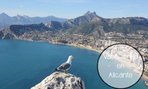 Vacaciones en Alicante