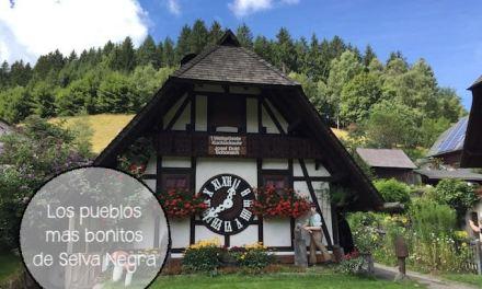 Los pueblos más bonitos de la Selva Negra Alemana