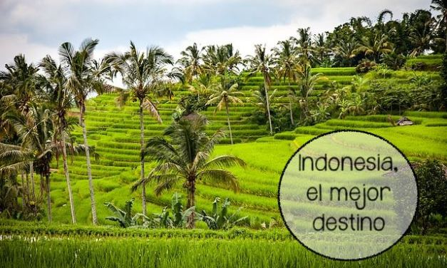 Indonesia: El mejor destino para tu viaje en 2019