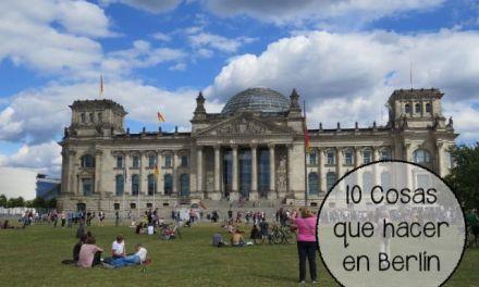 10 Cosas que hacer en Berlín