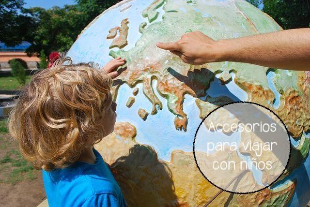 Accesorios para viajar con niños