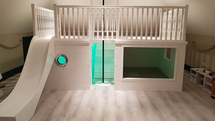 Playhouse Beds Plan Itwood