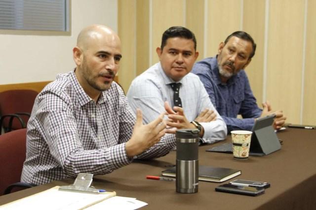 Reciben representantes de diputados proyectos para zona de Valle del Sol