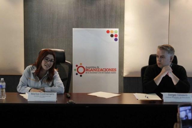 Asamblea de Organizaciones reporta 43% de avance en Plan de Metas