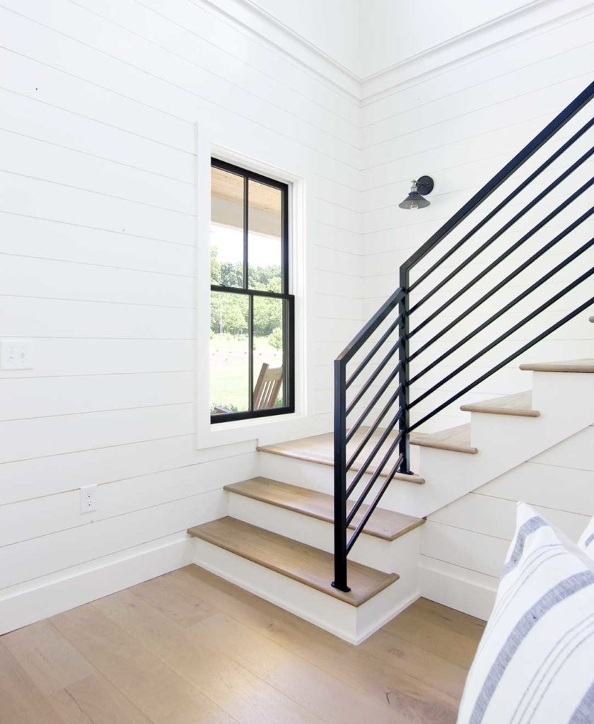 How To Match Solid Stair Treads To Prefinished Hardwood Flooring | Floating Wood Stair Treads | Stair Nosing | Stair Railing | Stair Parts | Viewrail | Trade Assurance