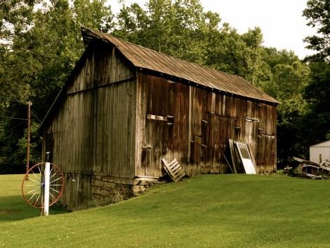 PH's barn