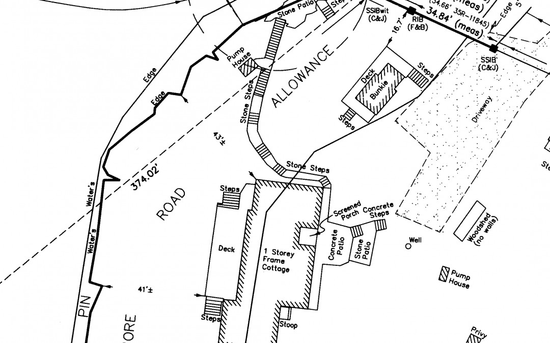 Preparing a Site Sketch for a Planning Act Application