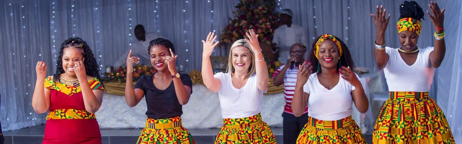 African Wedding Coordinator Plan My Wedding