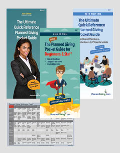 planned giving pocket guide bundle