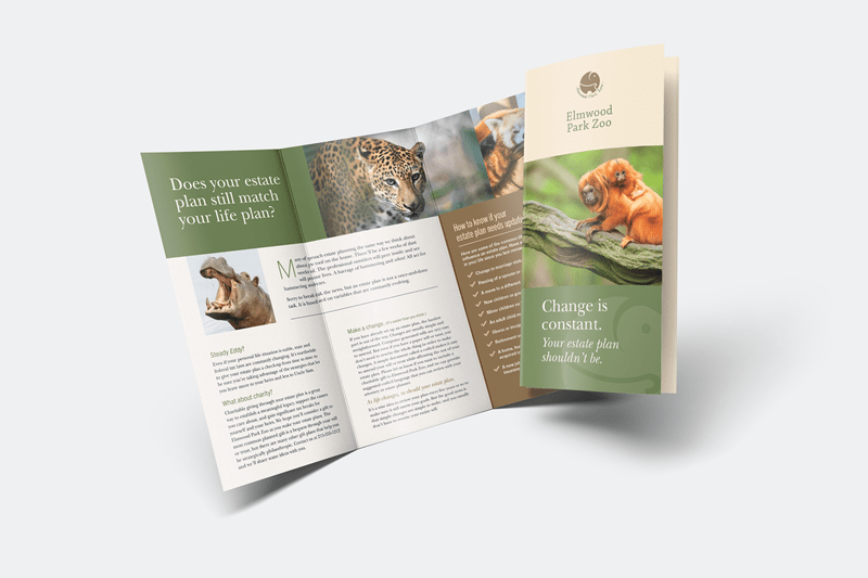 Planned Giving Brochures And Booklets Practical Tools For Everyday Use