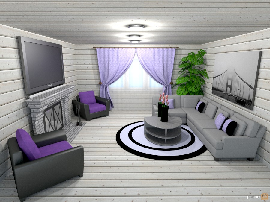 lavender living room ideas wall tiles design philippines gray apartment planner 5d