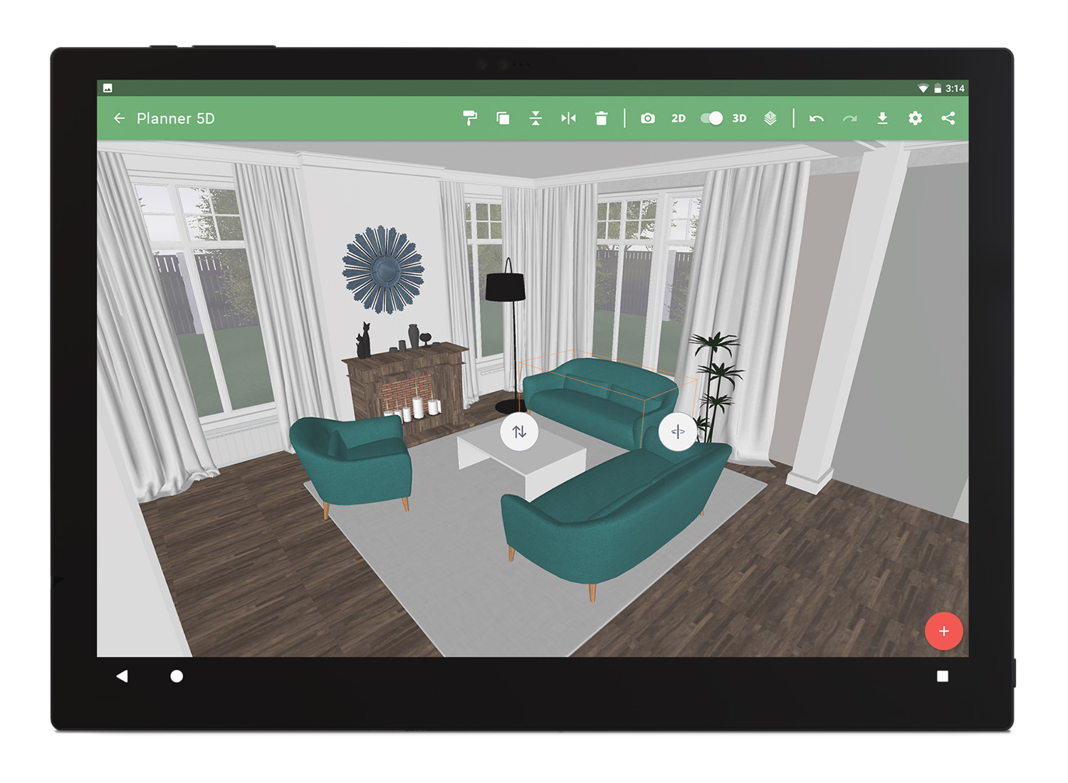 Interior Design Online Games Planner 5d