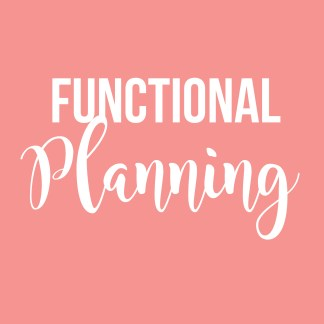 Functional Planning