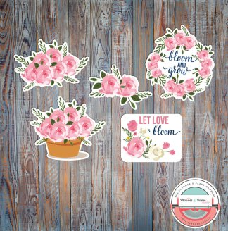May Die Cuts (5 Count)