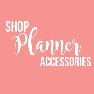 Shop Planner Accessories