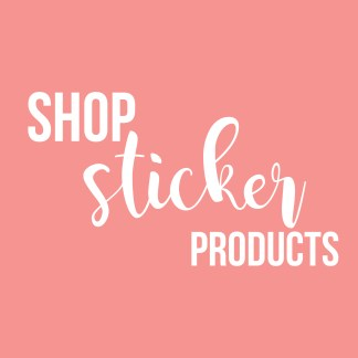 Shop Sticker Products