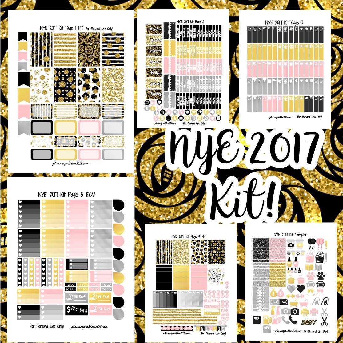New Year S Kit