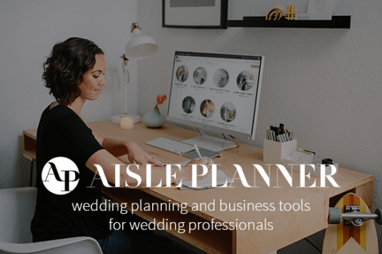 Aisle Planner Wedding Management Software