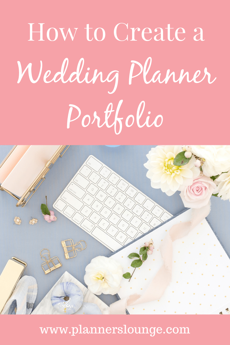 Most wedding planners have their creative work shown on their website and blog. You can create professional photo albums from weddings you have planned. From Planner\'s Lounge, the #1 resource site and community for wedding and event planners.