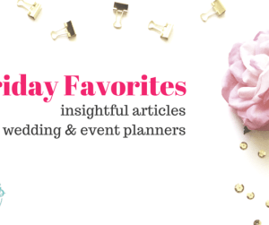 Friday Favorites 2015