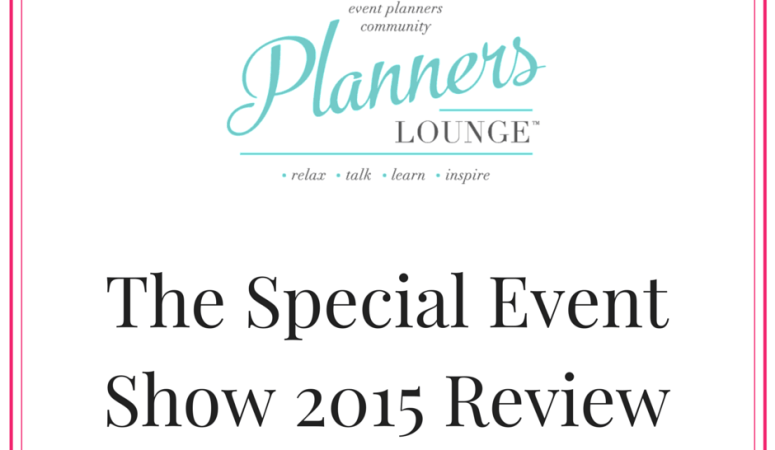 The Special Event Show Review