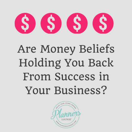 money beliefs small business