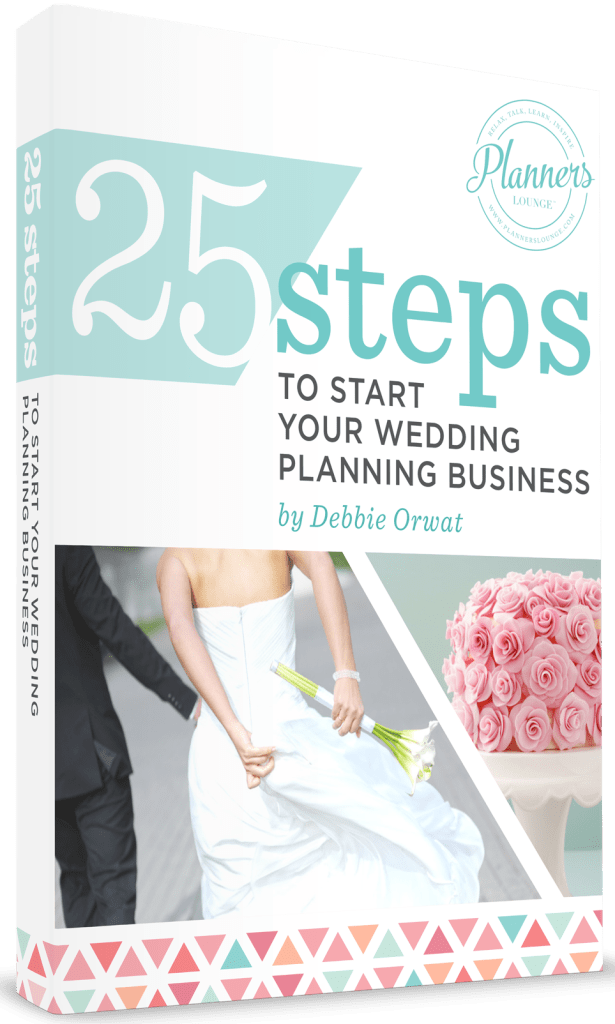 Start your wedding planning business today
