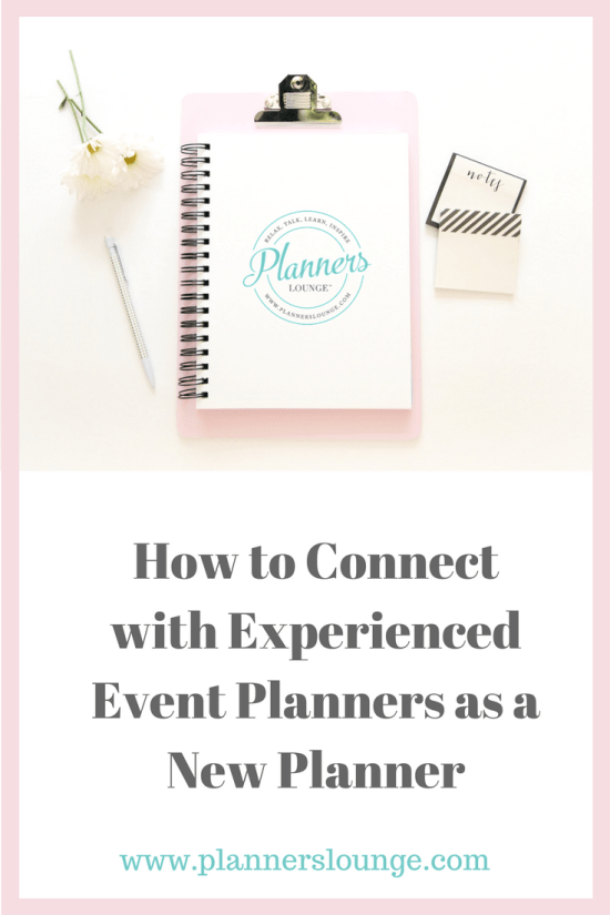 These 8 tips from an experienced wedding planner will help new wedding planners connect with others in your area who are open to meeting with you
