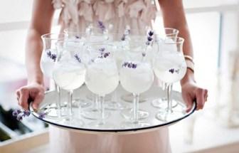 Sparkling Lavender Lemonade Tea