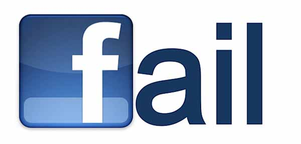 Facebook Fail Hurts Conferences and Events
