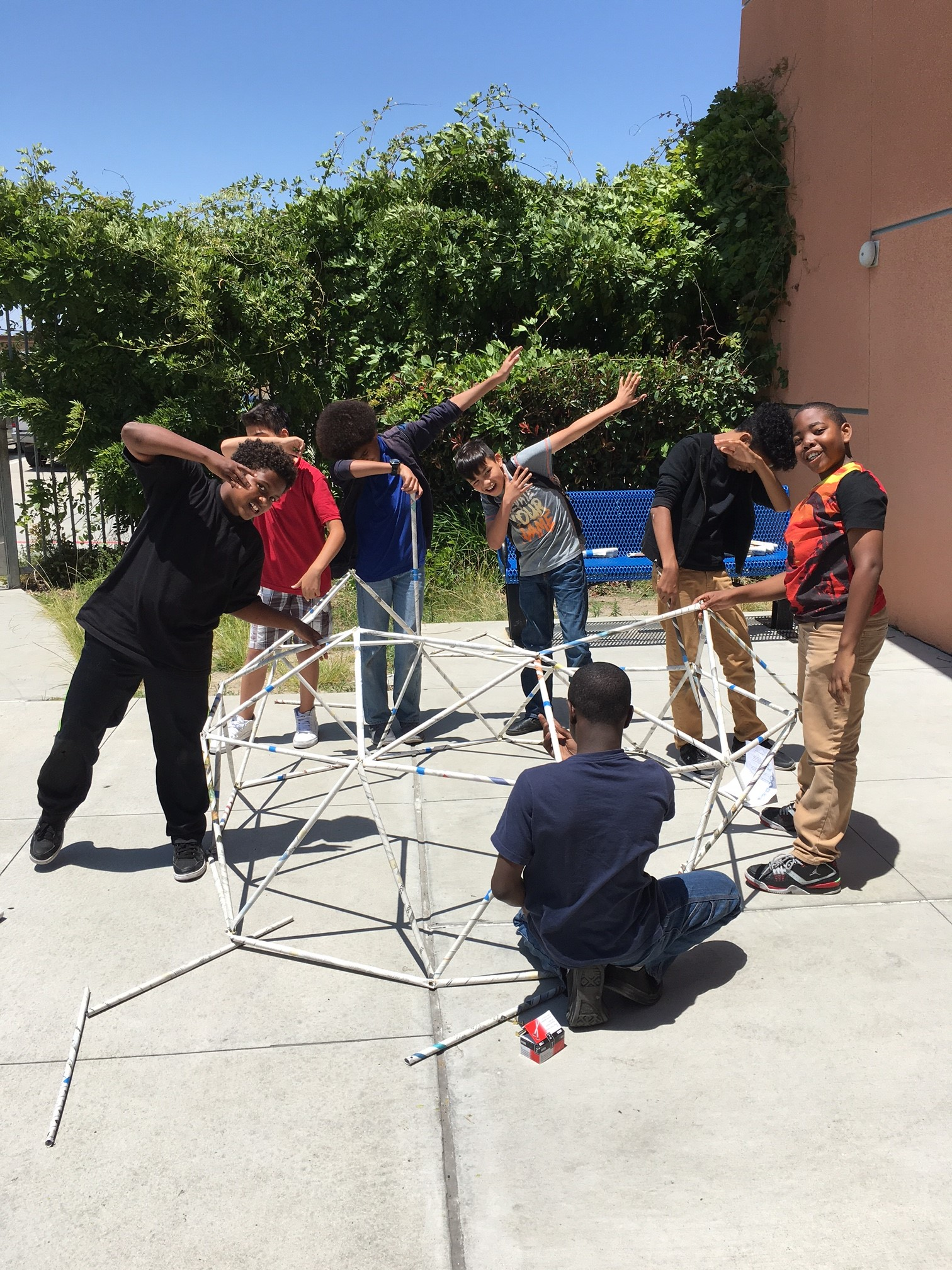 Enlightening Students Through The Built Environment