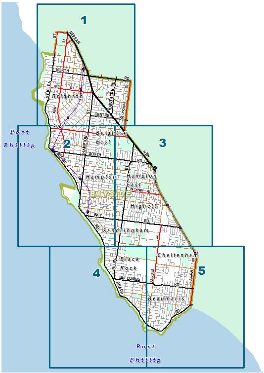 Bayside Maps - Planning Schemes Online