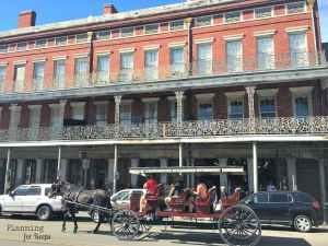 French Quarter buildings