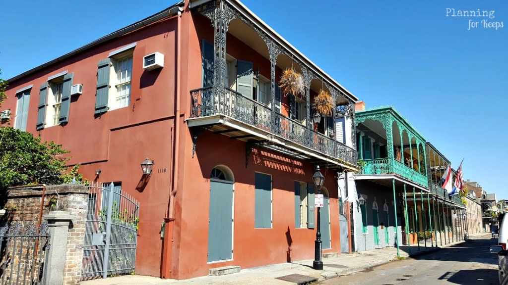 NOLA buildings