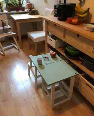 Kindertisch, Lernturm
