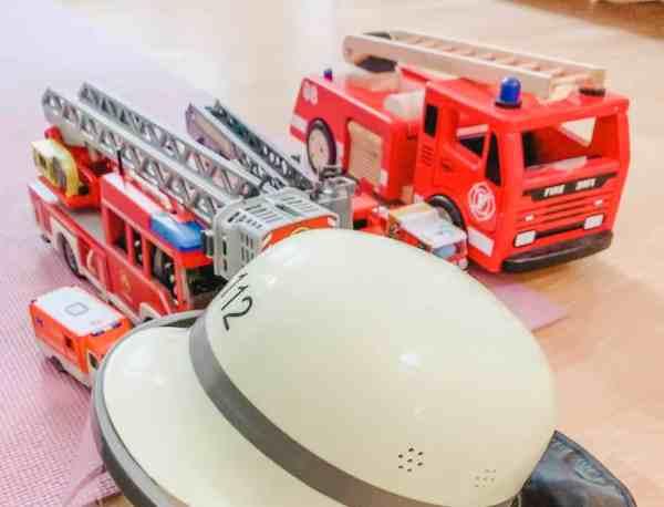 Feuerwehr, Mottoparty, Kinder beschäftigen, planningmathilda